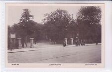 W G CARTER 20 RUSHEY GREEN & 2 BROWNHILL ROAD POSTCARD LEWISHAM PARK, LONDON