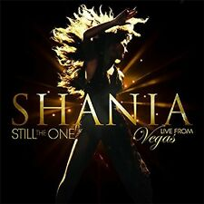 Still The One: Live From Vegas - Shania Twain (2015, CD NIEUW)