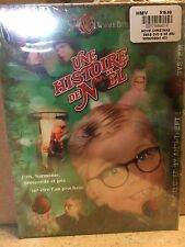 A CHRISTMAS STORY - USED DVD - UNE HISTOIRE DE NOEL - FRENCH LANGUAGE DVD