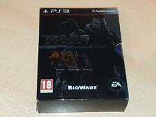 Mass Effect Trilogy PS3 Playstation 3 UK Version