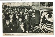 CPA-Carte Postale France-Nancy- Obsèques de Mgr Mathieu en 1908  VM8510