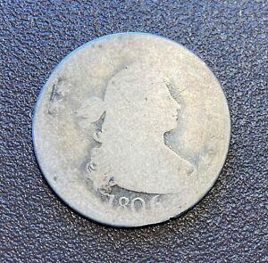 1806 Draped Bust Quarter - Fair - Type Coin