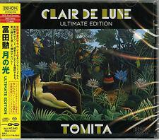 Isao Tomita-Tsuki No Hikari Ultimate Edition-Japan SACD Hybrid G35