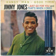 "7"" pe-Jimmy Jones-téléphone portable on/Good timin... - MGM EPF 53-FR 1960"