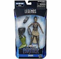 SHURI  marvel legends series NEW avengers BLACK PANTHER hulk baf build a figure
