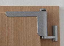 CLIP CLOSE V3 - Mini Universal Türschließer in silber - Clip Close Türanlehner