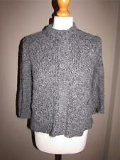 TopShop Women's No Pattern Chunky, Cable Knit Knit Jumpers & Cardigans