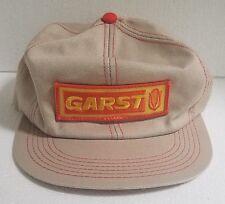 Vintage Garst Corn Seed Hat Farm Agriculture Cap