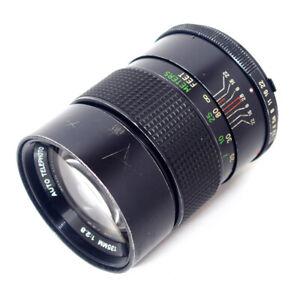 ***VIVITAR 135mm F/2.8 FIXED MID-TELE LENS | for MINOLTA M/SR 35mm FILM SLR's***