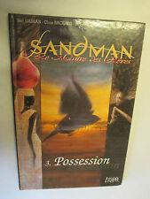 """Neil Gaiman Sandman Le Maître des Rêves T 3 """"Possession"""" /Le Téméraire 1997"""