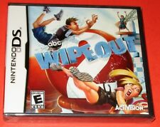 Wipeout 2 Nintendo DS-DSi-Lite-XL-3DS *Factory Sealed! *Free Shipping!