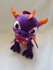 "Plush Purple Dragon Skylanders SPYRO 11""  Activision 2012 Sound Not Working"