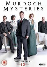 Murdoch Mysteries season Series 10 DVD R4 New & Sealed