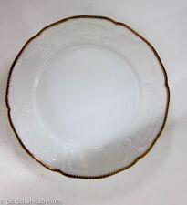 Rosenthal-Porzellan mit Teller-aus Goldranden