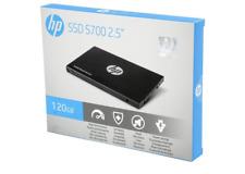 "Original New HP SSD S700 2.5"" 120GB SATAIII 3D NAND Internal Solid State Drive"