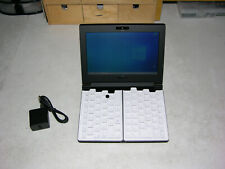 King Jim Portabook XMC10 Netbook UMPC Laptop 701C Windows 10 BT Cam * RARE *