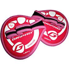 Gripad Weight Lifting Grip Gloves - Pink