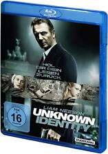 Blu-ray UNKNOWN IDENTITY # Liam Neeson, Diane Kruger ++NEU