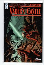 Star Wars Adventure's Vader's Castle Issue #2 IDW (1st Print 2018)
