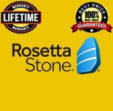 🔥Rosetta Stone Lifetime Premium 🔥Android App🔥  All 24 Languages Unlocked 🔥