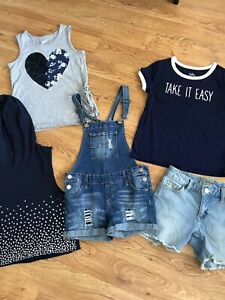 Justice Girl's Mixed Lot! Size 10 years