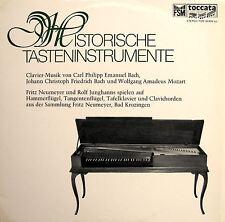 Historische Tasteninstrumente (Historic Keyboard Instruments) EXCELLENT LP