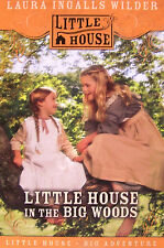LITTLE HOUSE IN THE BIG WOODS by Laura Ingalls Wilder (paperback, 2007) NEW