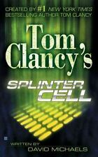 Tom Clancy's Splinter Cell, David Michaels, 0425201686, Book, Acceptable