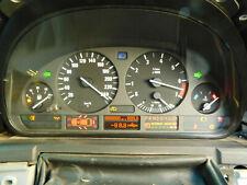 BMW E39 523i 528i Instrument Cluster 304,188 Klms Part 8381195