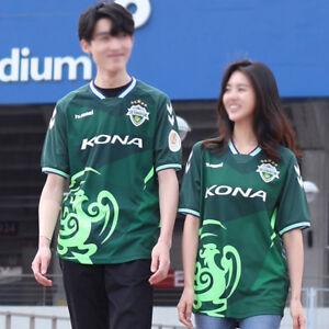 K League1 JEONBUK HYUNDAI MORTORS 2018 Authentic Home Jersey Short Sleeve