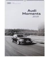 Audi Moments 2019 Drei-Monats-Kalender Wandkalender Bürokalender 30x42 cm