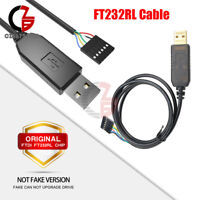 Original 6Pin FT232RL FTDI USB to TTL Serial Converter Adapter Cable For Arduino
