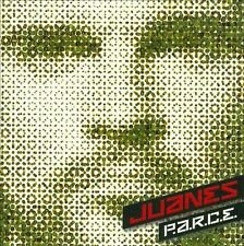 FREE US SHIP. on ANY 2 CDs! USED,MINT CD Juanes: P.A.R.C.E. (CD/DVD Combo Deluxe