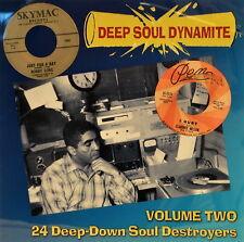 DEEP SOUL DYNAMITE - Volume #2 - 24 VA Tracks