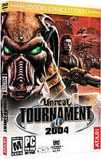 Unreal Tournament 2004 - Editor's Choice - PC by Atari
