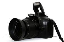 Canon EOS 550D 18 MP FULL HD DSLR + Canon EF-S 18-55mm III Objektiv + Zub