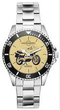 Geschenk für BMW K100 RS/RT Motorrad Fahrer Fans Kiesenberg Uhr 20420