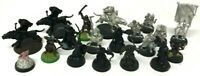 Warhammer LOTR Lord of the Rings Large Metal Hero Models Joblot Bundle x 19