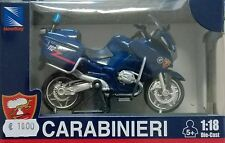 MOTO NEW RAY 1:12 DIE CAST BMW R 1200 RT-P CARABINIERI   ART 67633