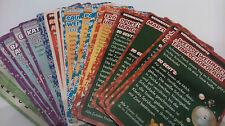 Aldi Sammelkarte Tom und Jerry - 5 Karten - aussuchen (auch doppelte bei).