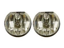 Dodge Neon 95 96 97 98 99 Diamond Chrome Fog Light Set