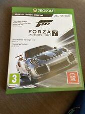 Forza Motorsport 7 (Xbox One, 2017)