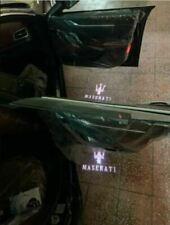 PORTIERA Luce di Benvenuto Proiezione Laser Logo per Maserati Quattroporte Ghibli