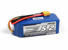 RC Turnigy LiHV High Capacity 5200mAh 3S2P 12C Multi-Rotor Lipo Pack w/XT60