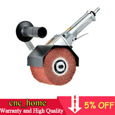 Stainless Steel Pneumatic Wire Drawing Machine Air Polishing Machine 100mmx120mm