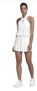 NWT Adidas ALL-IN-ONE TENNIS DRESS Sue Small