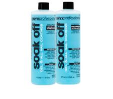 Soak Off Shellac & Gel Nail Polish Remover Coconut Scented 16oz By Onyx