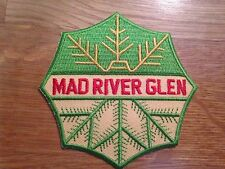 SNOWBOARDING VERMONT VT SKI MOUNTAIN SKIING TRAVEL MAD RIVER GLEN SOUVENIR PATCH