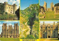 BR76300 somerset nunney castle wells cathedral   uk