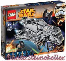 LEGO® Star Wars™: 75106 Imperial Assault Carrier™ & 0.-€ Versand & OVP & NEU !